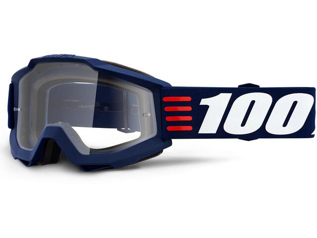 100% Accuri Anti Fog Clear Lunettes de protection, art deco